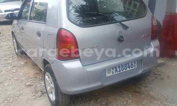 Buy Used Suzuki Alto Beige Car in Addis–Ababa in Ethiopia