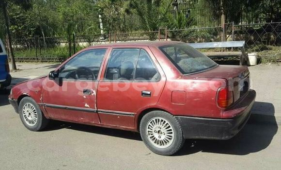 Buy Used Suzuki Swift Red Car in Addis–Ababa in Ethiopia