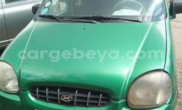 Buy Used Hyundai Atoz Green Car in Addis–Ababa in Ethiopia