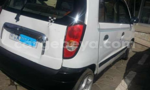 Buy Used Hyundai Atoz White Car in Addis–Ababa in Ethiopia