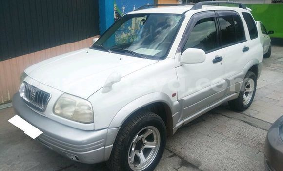 Buy Used Suzuki Grand Vitara White Car in Addis–Ababa in Ethiopia