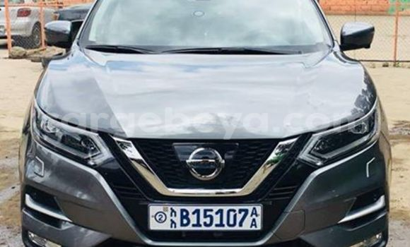 Buy Used Nissan Qashqai Silver Car in Addis–Ababa in Ethiopia