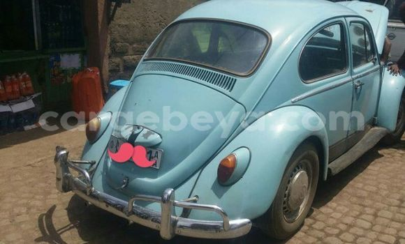 Buy Used Volkswagen Beetle Other Car in Addis–Ababa in Ethiopia