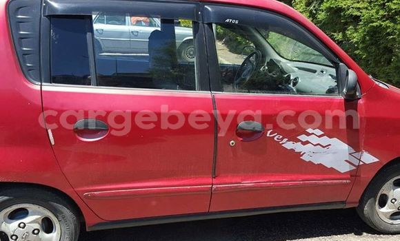 Buy Used Hyundai Atoz Red Car in Addis–Ababa in Ethiopia