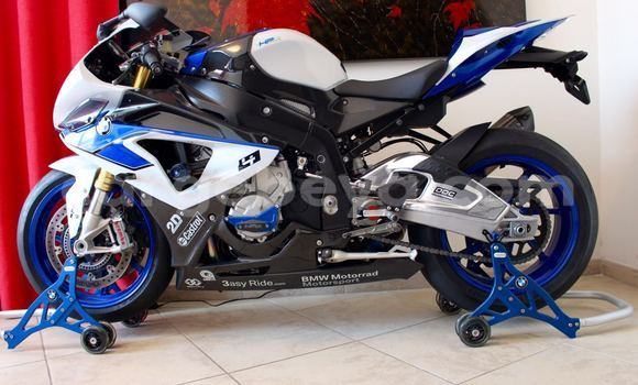 Buy Used BMW 1000RR Blue Bike in Addis–Ababa in Ethiopia
