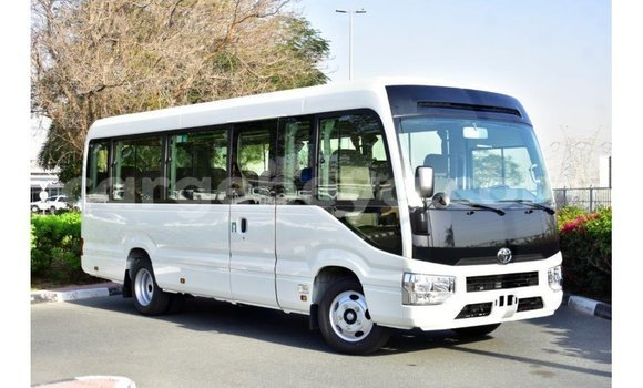 Medium with watermark toyota coaster ethiopia import dubai 7603