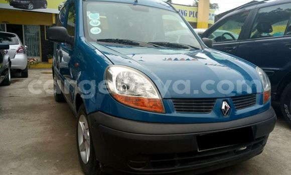 Buy Used Renault Kangoo Blue Car in Addis–Ababa in Ethiopia