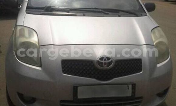Buy Used Toyota Yaris Silver Car in Addis–Ababa in Ethiopia