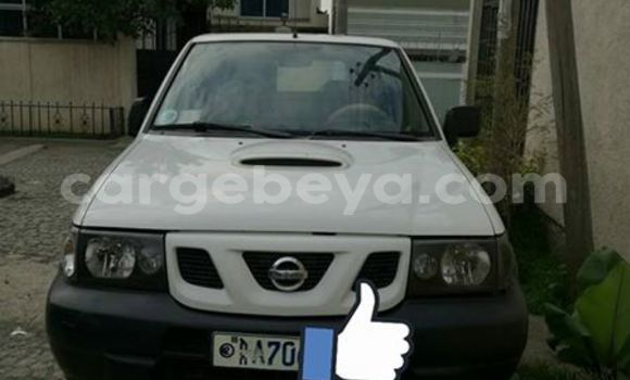 Buy Used Nissan Terrano White Car in Addis–Ababa in Ethiopia