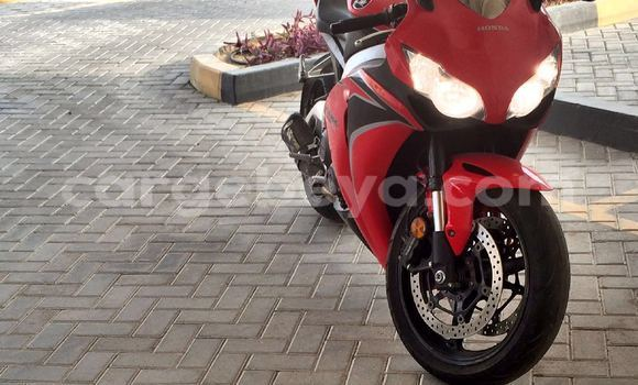 Buy Used Honda CBR 1000 RR Red Bike in Addis–Ababa in Ethiopia