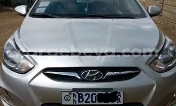 Buy Used Hyundai Accent Silver Car in Addis–Ababa in Ethiopia