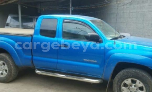 Buy Used Toyota Tacoma Blue Car in Addis–Ababa in Ethiopia