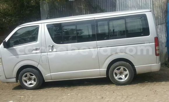 Acheter Occasion Voiture Toyota Hiace Gris à Addis Ababa, Ethiopie