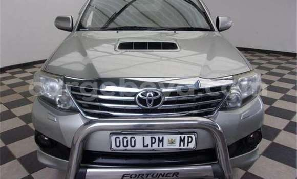 Buy Used Toyota Fortuner Silver Car in Ādīs–Zemen in Ethiopia