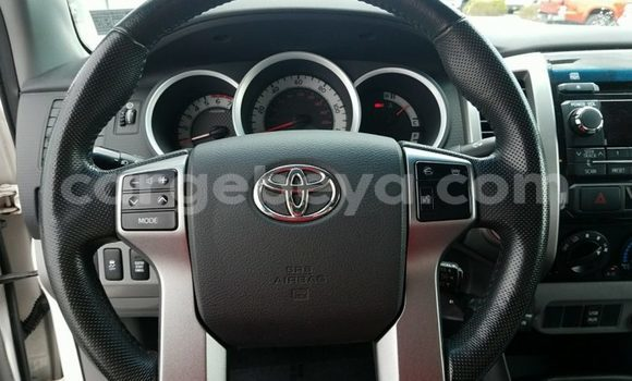 Buy Used Toyota Tacoma White Car in Addis–Ababa in Ethiopia