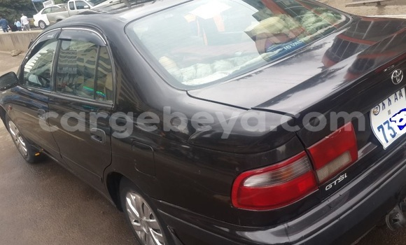 Buy Used Toyota Carina Black Car in Addis–Ababa in Ethiopia