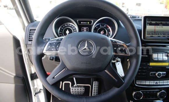 Buy Used Mercedes‒Benz GL-Class White Car in Addi Ark'ay in Amhara