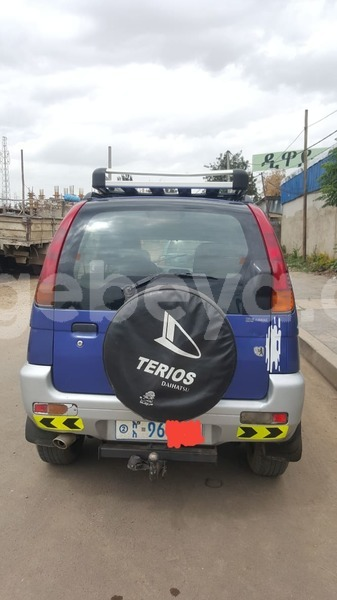Big with watermark daihatsu terios ethiopia addis ababa 7707