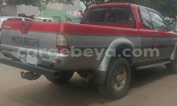 Buy Used Mitsubishi L200 Red Car in Addis–Ababa in Ethiopia
