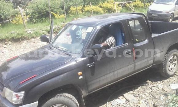 Buy Used Toyota Hilux Black Car in Addis–Ababa in Ethiopia