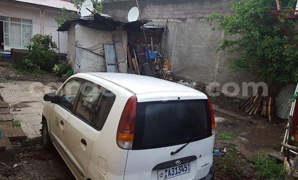 Buy Used Hyundai Atoz White Car in Addis–Ababa in Ethiopia