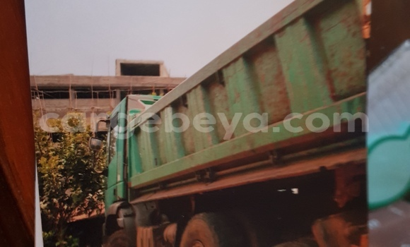 Buy Used Iveco Trakker Green Truck in Addis–Ababa in Ethiopia