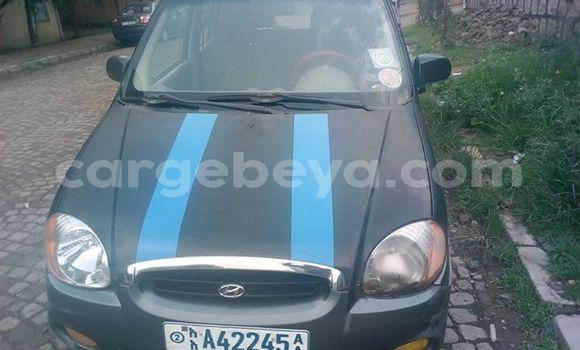 Buy Used Hyundai Atoz Black Car in Addis–Ababa in Ethiopia