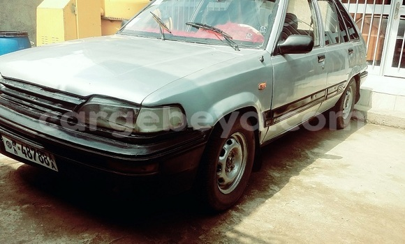 Buy Used Toyota Tercel Silver Car in Addis–Ababa in Ethiopia