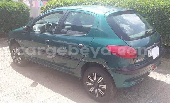 Buy Used Peugeot 206 Car in Addis–Ababa in Ethiopia