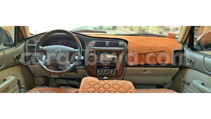 Big with watermark nissan patrol ethiopia import dubai 8183