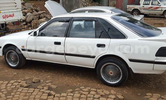 Buy Used Toyota Carina White Car in Addis–Ababa in Ethiopia