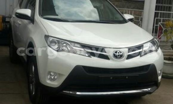 Buy Used Toyota RAV4 White Car in Addis Ababa in Ethiopia