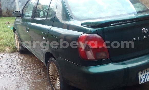 Buy Used Toyota Platz Green Car in Addis–Ababa in Ethiopia