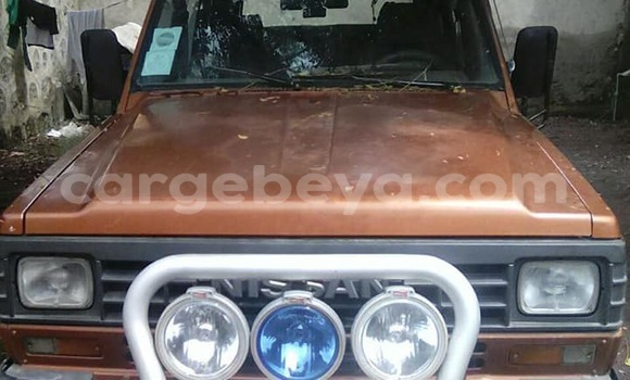 Buy Used Nissan Patrol Brown Car in Addis–Ababa in Ethiopia