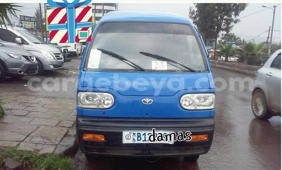 Buy Used Daewoo Damas Blue Car in Addis–Ababa in Ethiopia