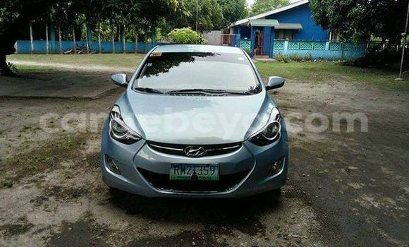 Buy Used Hyundai Elantra Silver Car in Addis–Ababa in Ethiopia