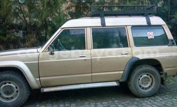 Buy Used Nissan Patrol Beige Car in Addis–Ababa in Ethiopia