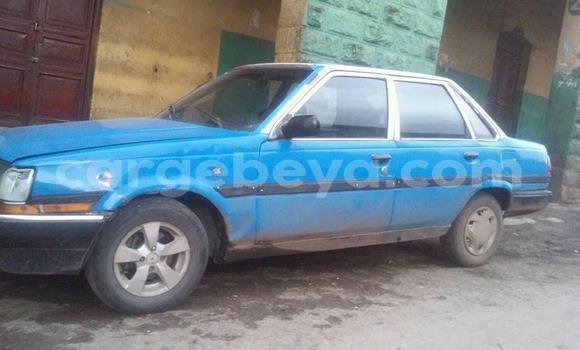 Buy Used Toyota Carina Blue Car in Addis–Ababa in Ethiopia