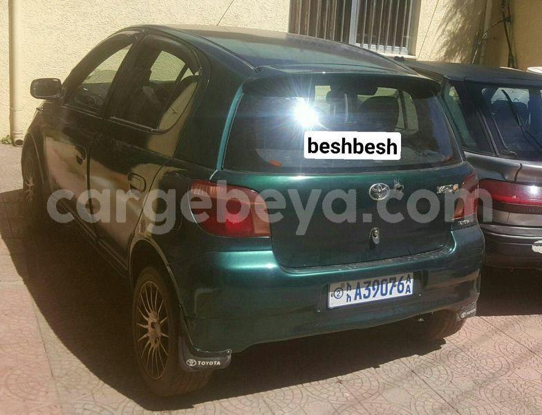 Big with watermark toyota yaris ethiopia addis ababa 8660