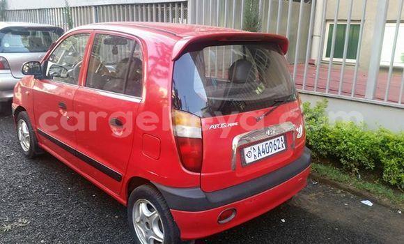 Buy Used Hyundai Atoz Red Car in Addis–Ababa in Ethiopia