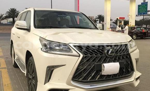 Buy Used Lexus LX 570 White Car in Addis Zemen in Amhara