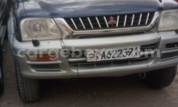 Buy Used Mitsubishi L200 Blue Car in Addis–Ababa in Ethiopia