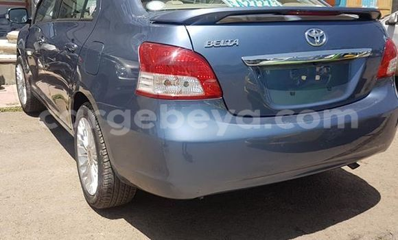 Buy Used Toyota Belta Other Car in Addis–Ababa in Ethiopia