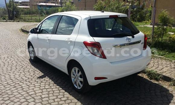 Buy New Toyota Yaris Black Car in Addis–Ababa in Ethiopia
