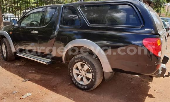 Buy Used Mitsubishi L200 Black Car in Addis–Ababa in Ethiopia