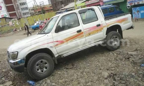 Buy Used Toyota Pickup White Car in Addis–Ababa in Ethiopia