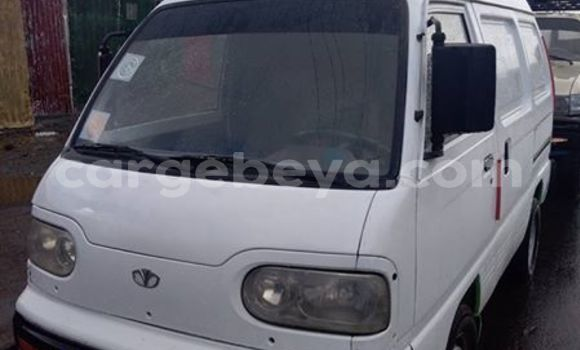 Buy Used Daewoo Damas White Car in Addis–Ababa in Ethiopia