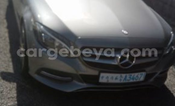 Buy Used Mercedes‒Benz C–Class Silver Car in Addis–Ababa in Ethiopia