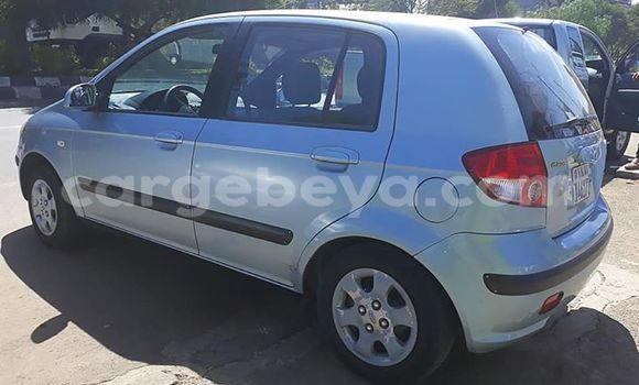 Buy Used Hyundai Getz Other Car in Addis–Ababa in Ethiopia