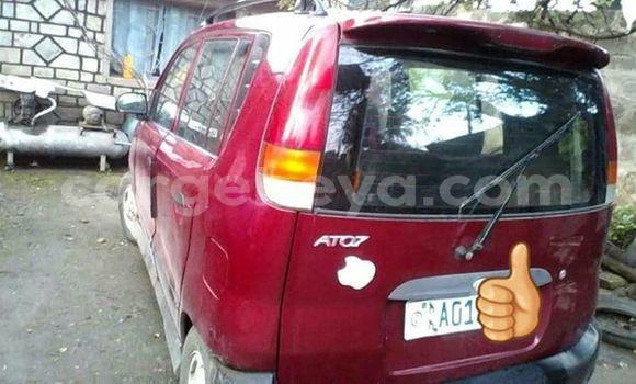 Buy Imported Hyundai Atoz Red Car in Addis–Ababa in Ethiopia